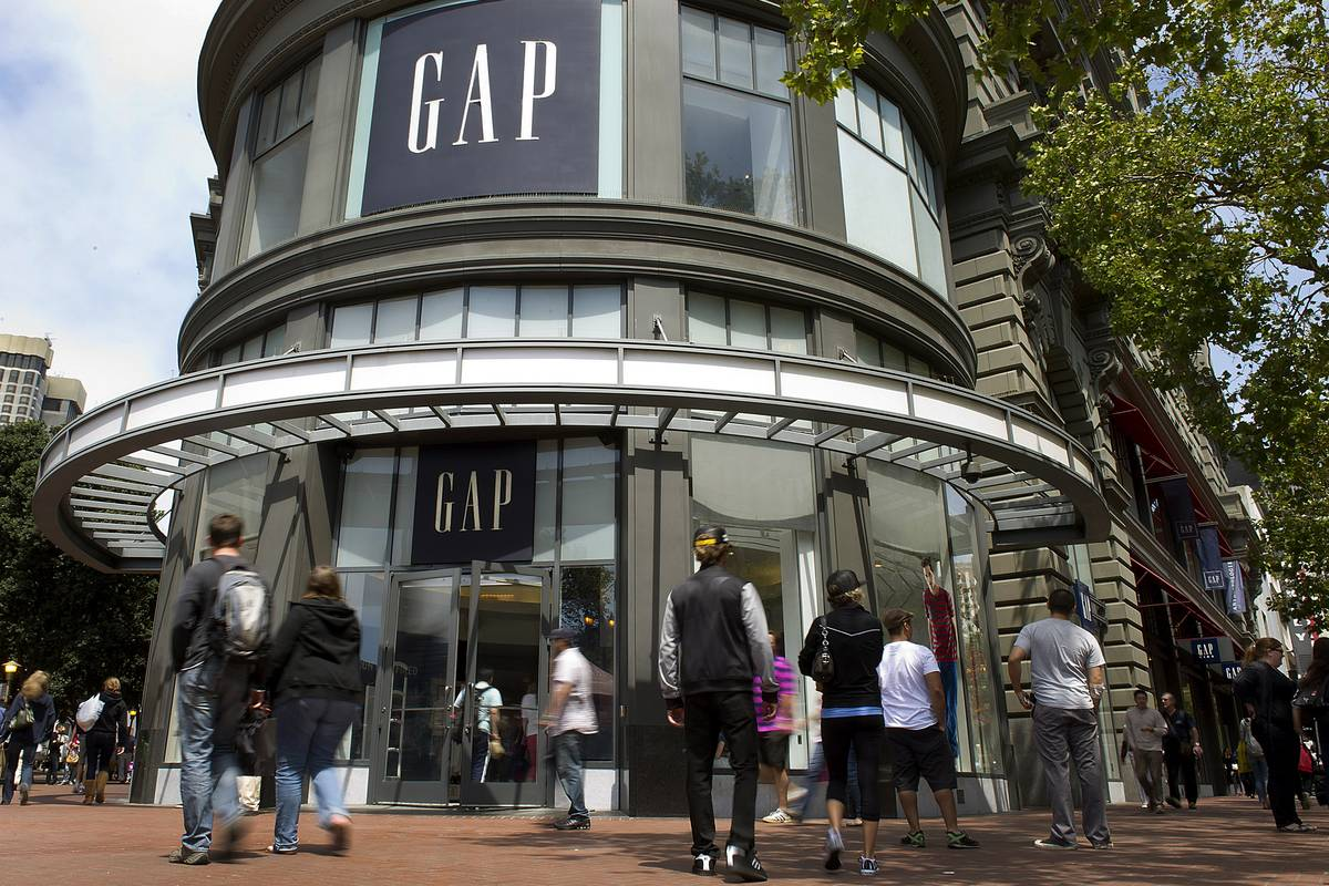 The GAP, New York City